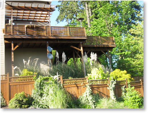 Tualatin Valley Painting decks and fences