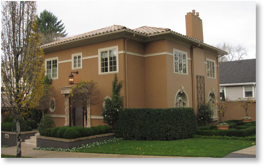 Tualatin Valley Painting, exterior paint