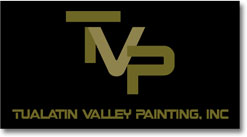 Tualatin Valley Painting, Inc. Logo